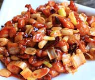 Sichuan Kung Bao Chicken